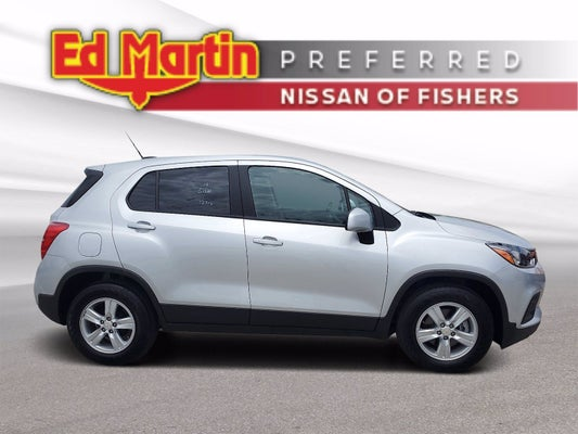 Ed Martin Nissan Fishers >> 2019 Chevrolet Trax LS in Fishers, IN   Indianapolis Chevrolet Trax   Ed Martin Nissan of Fishers