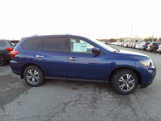 Ed Martin Nissan Fishers >> 2020 Nissan Pathfinder S in Fishers, IN | Indianapolis ...